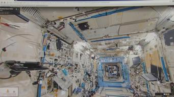 Google Street View Takes You Out of This World, Into the ISS