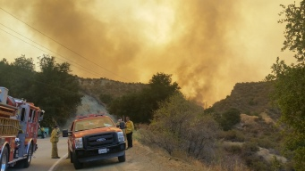 Sand Fire Evacuation, Road Closure Updates