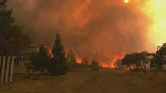 Calif. Gov. Declares State of Emergency as Thousands Flee Wildfire