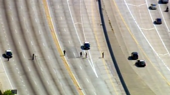 SB 110 Reopened After Two-Hour Closure