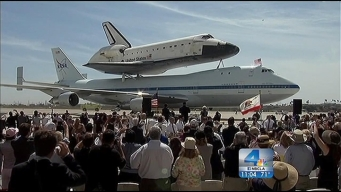 Endeavour Preps for Final Road Trip