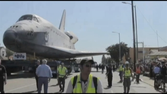 Endeavour's Weekend-Long Journey in 2 Minutes