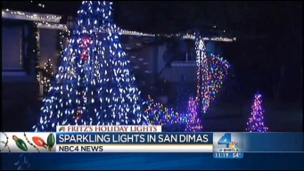 Fritz's Holiday Lights: Christmas Cheer in San Dimas