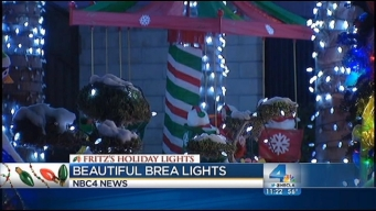 Fritz's Holiday Lights: Designer Decorations in Brea