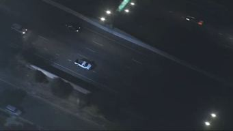 Police Search for Pursuit Driver After He Ditches Car, Flees