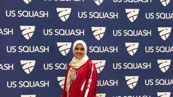 12-Year-Old Squash Player Made to Remove Hijab at SFO