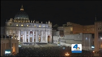 All Eyes Turn to Rome as New Pope Introduced