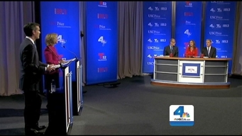 LA Mayoral Candidates Get Testy in USC Debate