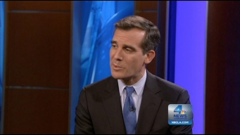 "Garcetti Runs for Mayor on ""Record of Results"""