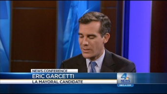 Eric Garcetti Talks Education, City Budget