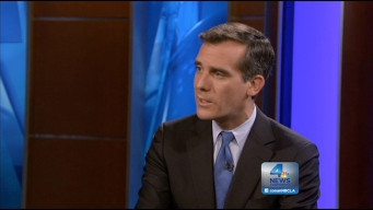 Garcetti Says He'd Be "Back to Basics Mayor"
