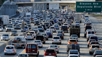 LA Is the Most Clogged City in the World: Traffic Study