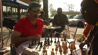 Chess Helps Bring Community Together at LA Coffee Shop