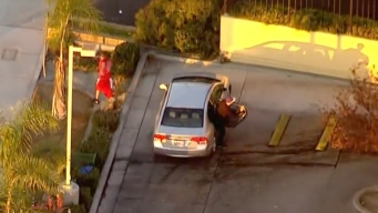 Suspected Mail Thieves in Custody After Pursuit