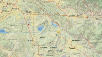 3.2-Magnitude Quake Hits Near Moreno Valley