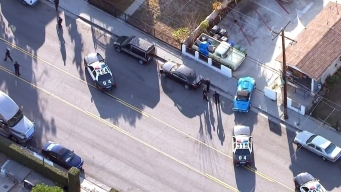 Man Who Led Officers on Pursuit Into East LA Arrested