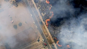 Additional Evacuations as Pilot Fire Spreads