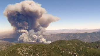 Smoke Advisory Issued in San Bernardino County