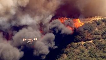 State of Emergency Declared in Blue Cut Fire