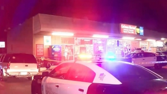 Gunfire Erupts During Armed Robbery