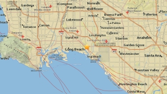 2.7-Magnitude Quake Shakes Seal Beach Area