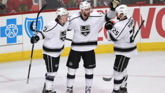 Even in Defeat, Kings' Not All Bad