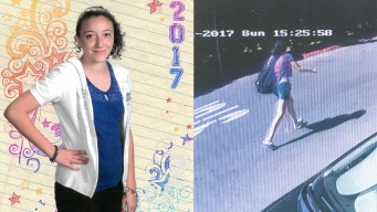 13-Year-Old Girl Goes Missing in Studio City
