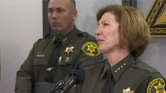 Embattled OC Sheriff Hutchens Will Not Seek Another Term