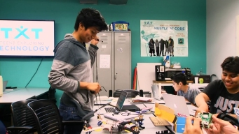 How South LA Teens Are Changing the World With Technology