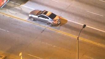 Driver Taken Into Custody Following Short Chase
