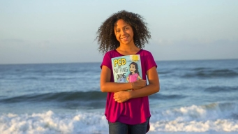 Girl With Severe Lung Disease Chronicles Journey With Book