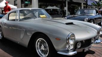 Fancy Fantasy Ferraris, for Free, in Old Pas
