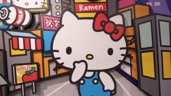 A Hello Kitty Instagram Pop-Up Is Now Open in DTLA