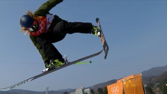Irish Skier Brendan Newby Is So Stoked to Be at the Olympics