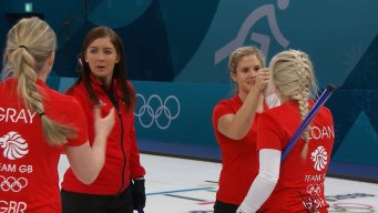 Great Britain Picks Up Big Curling Win Over Japan