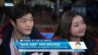 Shibutanis Watched Old Skating Videos Before Winning Bronze