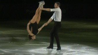 Watch the Best Moments of Figure Skating's Exhibition Gala