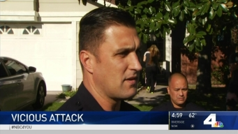 2 Men Attacked in Fontana Home
