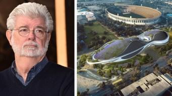 George Lucas' $1 Billion Museum Breaks Ground