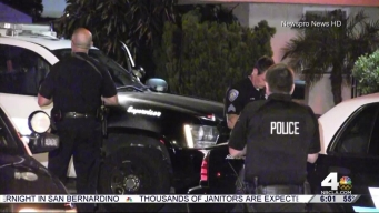 3 Arrested After Shots Fired at Officers in San Bernardino