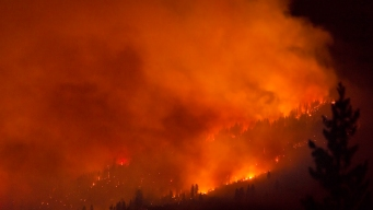 Crews Make Gains on 2 Calif. Wildfires