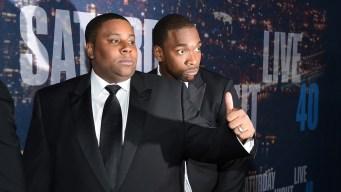 "Stars Ham It Up at ""SNL"" 40"
