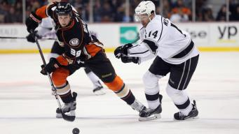 Ducks, Kings to Face Off in Playoffs for First Time