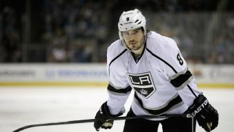 Doughty's Point Drought Hampering Kings' Offense