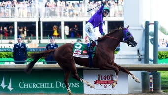 California Chrome Wins 2014 Kentucky Derby