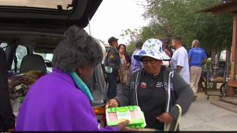 4 Our Heroes: LA Woman Who Grew Up Hungry Feeds the Homeless