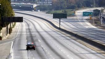 60 Freeway Repairs Continue Friday