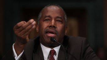 Ben Carson Calls Poverty 'State of Mind'