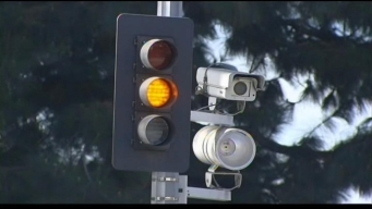 Some Cities Like Red Light Cameras