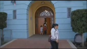 Parents React to South LA Teacher's Arrest